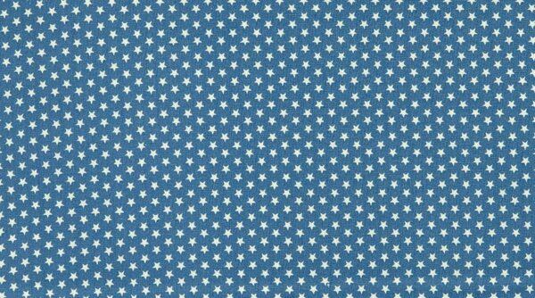StarsMini - Estrela Branca em Azul