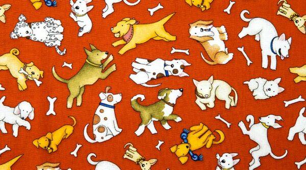 Companhia Canina - Vermelho