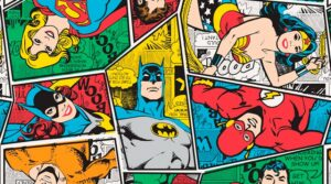 DC Comics - Fleece