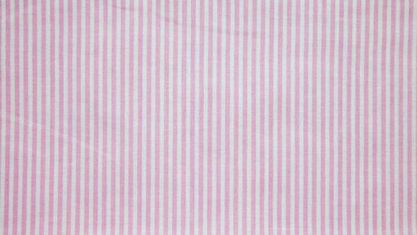 Riscas - Branco - Rosa Bebé