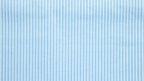 Riscas - Branco - Azul Bebé
