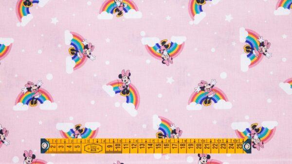 Minnie e o Arco Íris