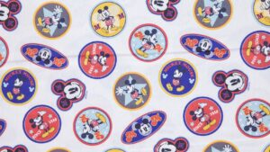 Emblemas Disney