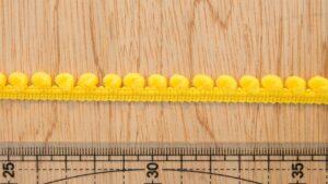 Mini Pompom - Amarelo