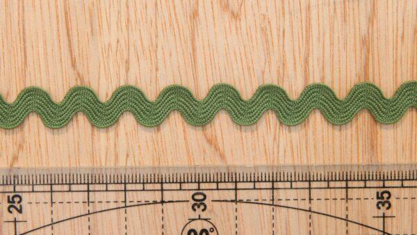 Grega - Espiguilha - Verde Tropa