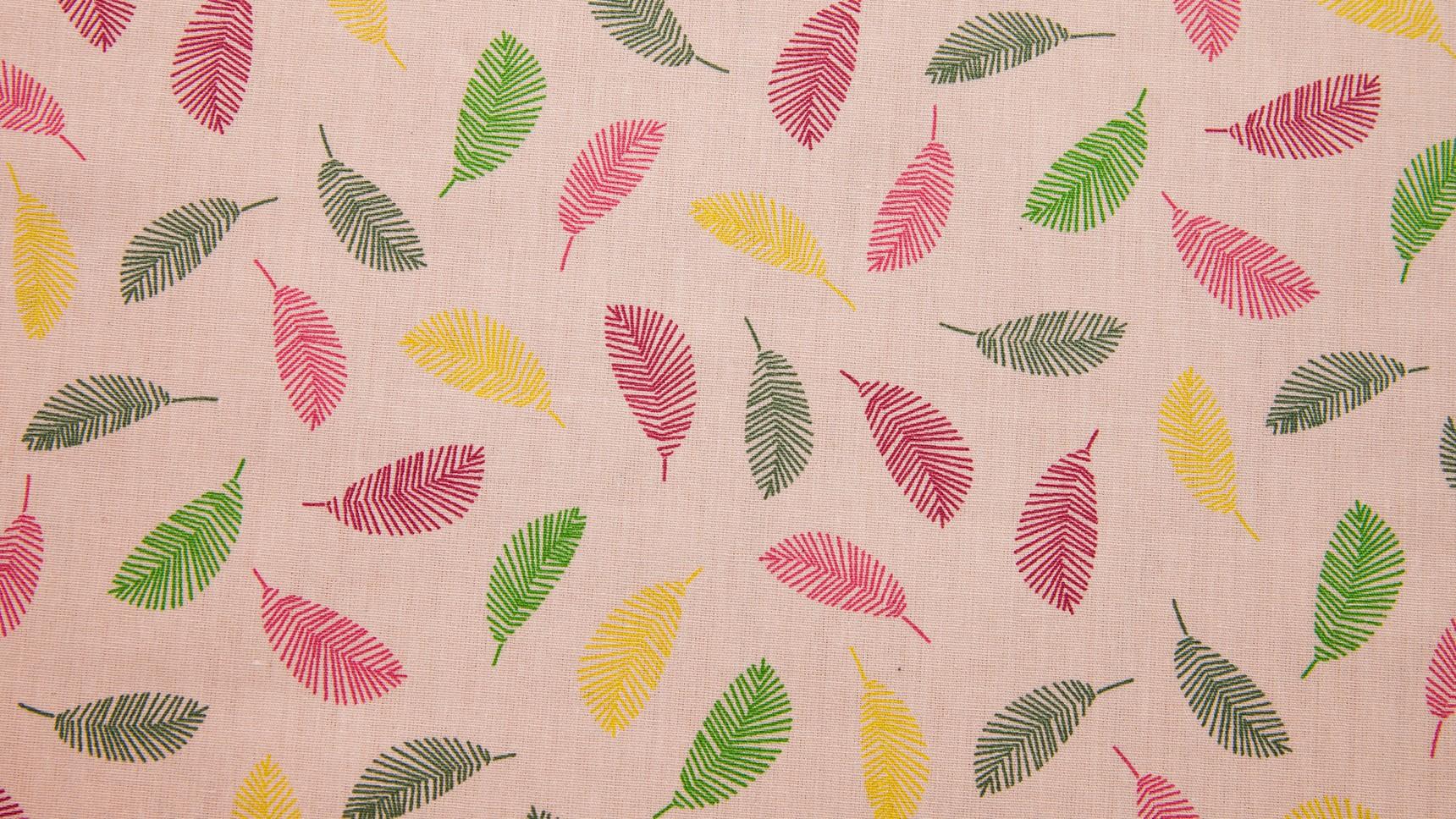 Resinado - Folhas Coloridas