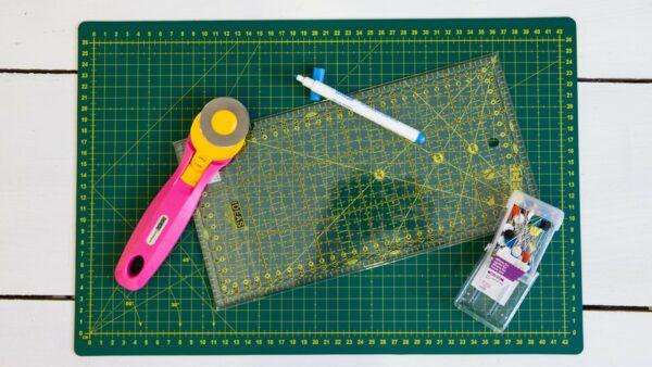 Kit Costura Criativa Riera Alta: Go!