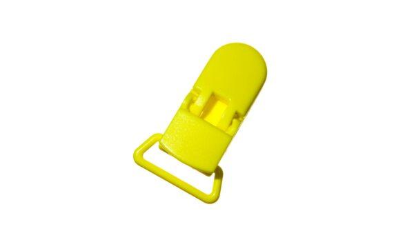 Mola para Chupeta - Amarelo Leve