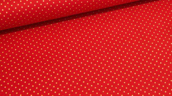 Pintinhas Douradas - Vermelho