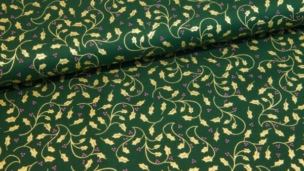 Azevinhos Dourados - Verde