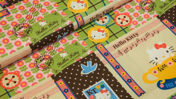 Hello Kitty - Patchwork