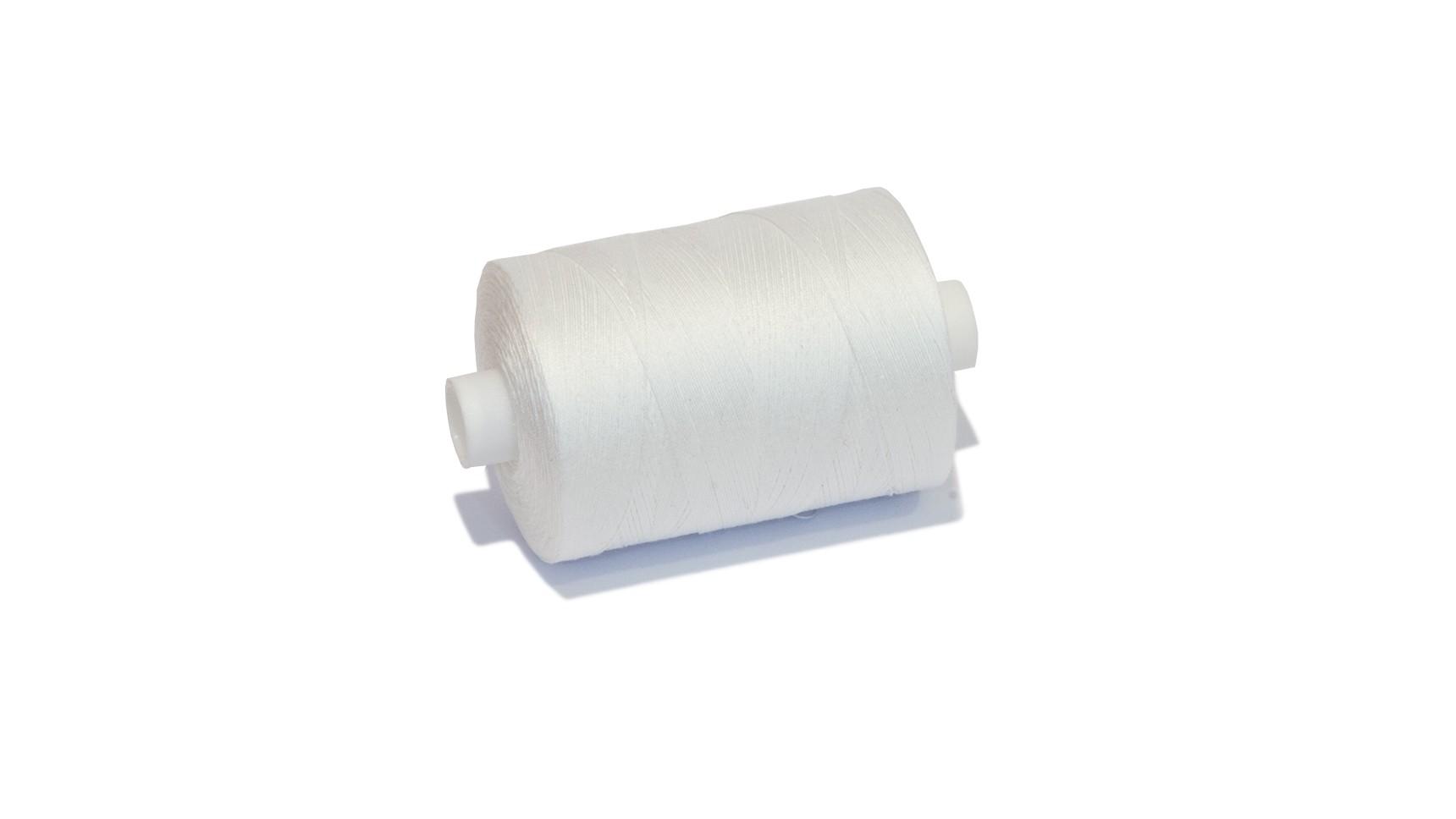 Linha Algodão Nº50 - 1000M - Branco