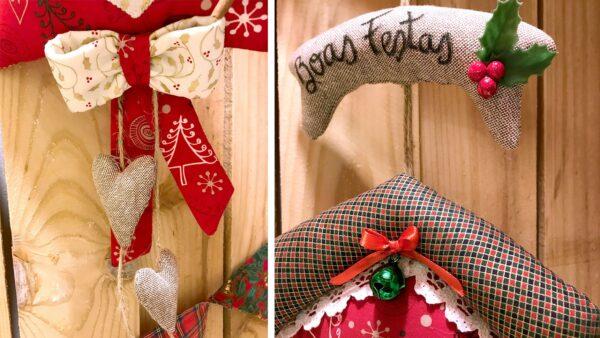 7 e 8/11 Café da Manhã - Decorações de Natal