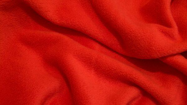 Manta Polar - Vermelho
