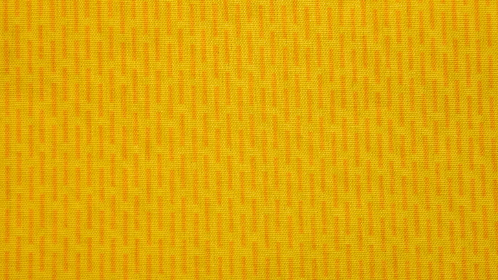 Tracejado - Amarelo