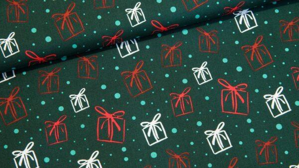 Les cadeaux - Verde