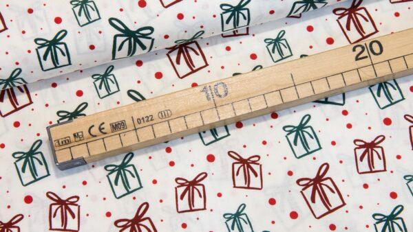 Les cadeaux - Branco