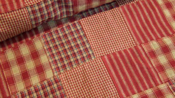 Country Patch Vermelho