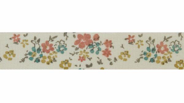 Fita Decorativa - Flores