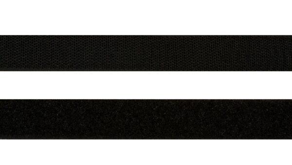 Velcro de Coser 25mm - Preto