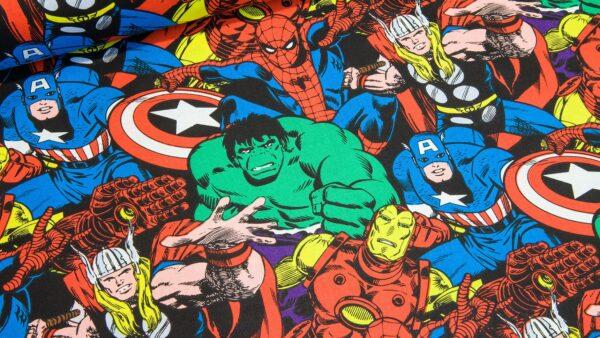 Equipa Marvel
