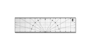 Régua Olfa para Patchwork - 15x60Cm