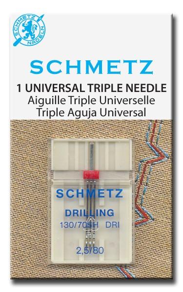 Agulhas Schmetz - Tripla