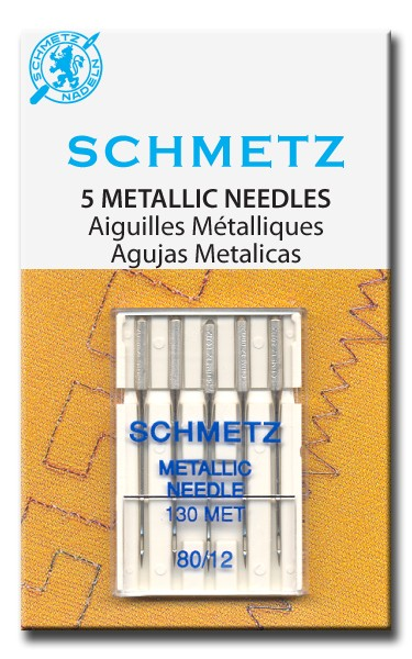 Agulhas Schmetz - Metálica