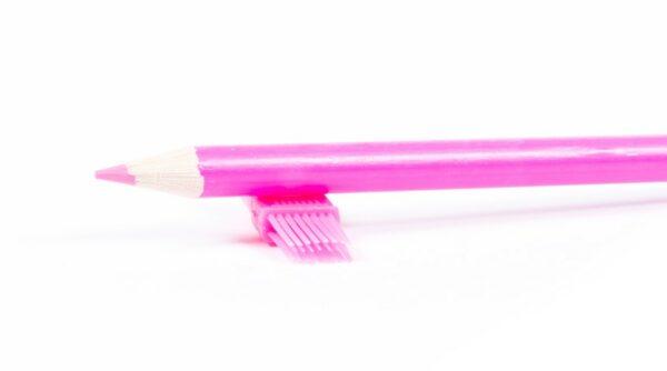 Lápis para Costura - Rosa