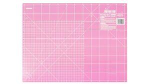 Base de Corte Olfa - 60cm x 45cm - Rosa