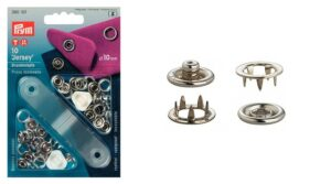 Jersey 10mm - 10 Molas + Matrizes