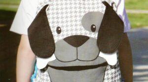 Mochila Cão