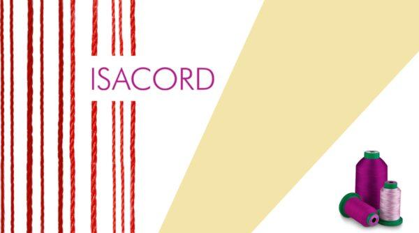 Isacord - Pregaminho