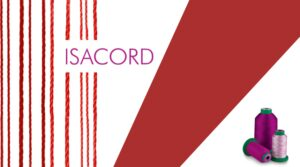 Isacord - Vermelho Flor