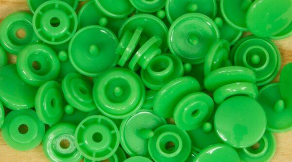 Pack de Molas de Pressão - Verde Claro