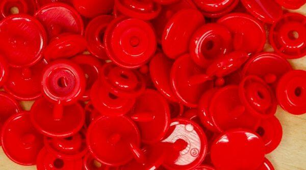 Pack de Molas de Pressão - Vermelho