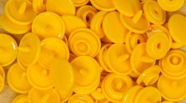 Pack de Molas de Pressão - Amarelo