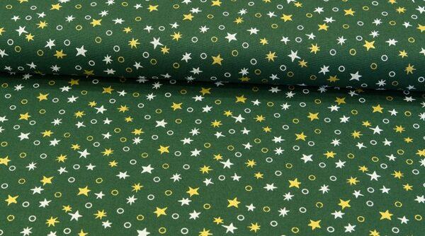 Estrelas e Estrelas - Verde