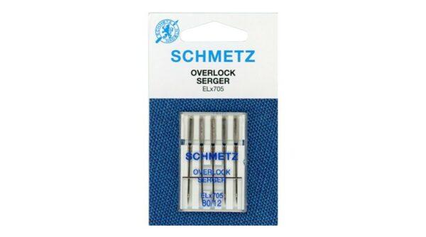 Agulhas Schmetz - Overlock - ELx705