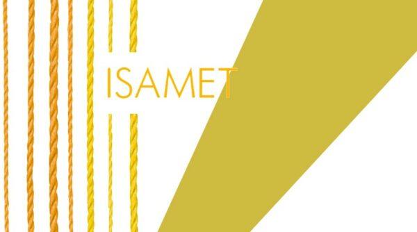 Isamet - Gold/ Dourado