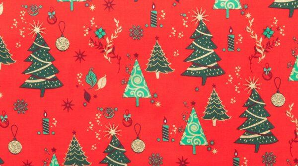 Natalices em Vermelho