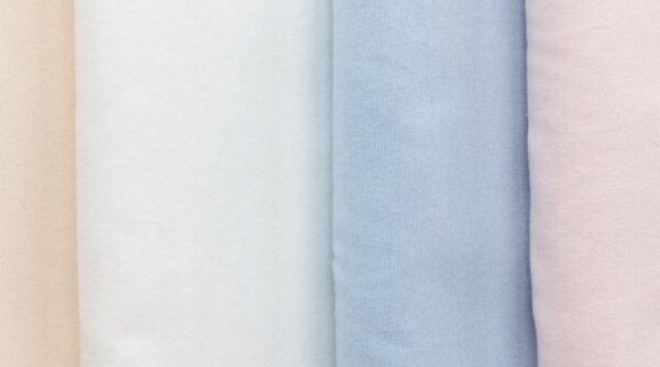Flanela Lisa - Azul