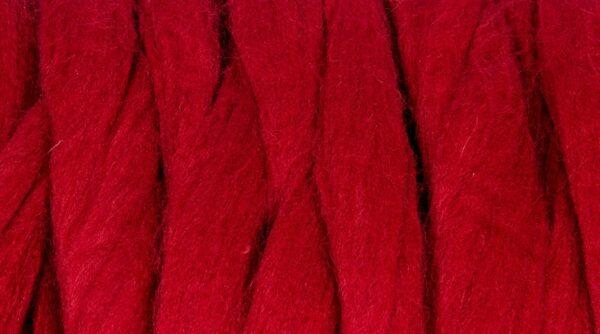 Lã Merino para Feltrar - Bordeaux