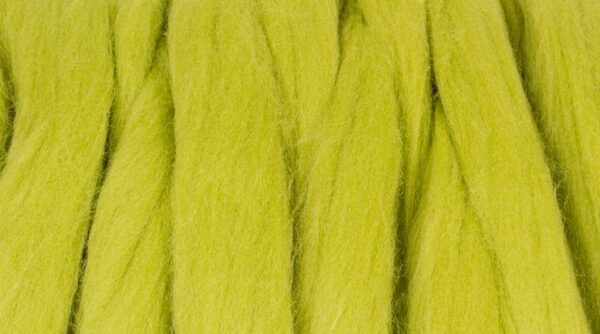 Lã Merino para Feltrar - Verde