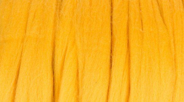Lã Merino para Feltrar - Amarelo