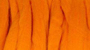 Lã Merino para Feltrar - Laranja