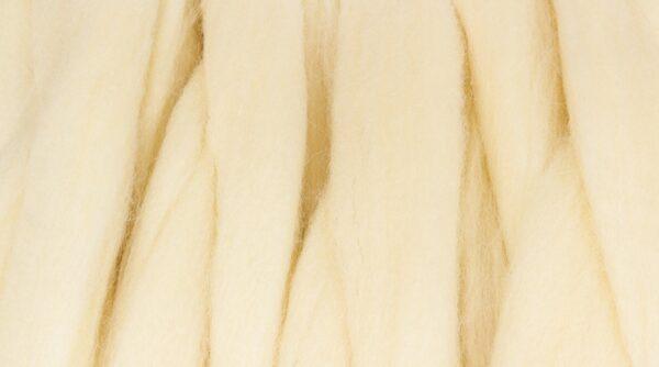 Lã Merino para Feltrar - Branco