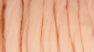Lã Merino para Feltrar - Rosa Pastel