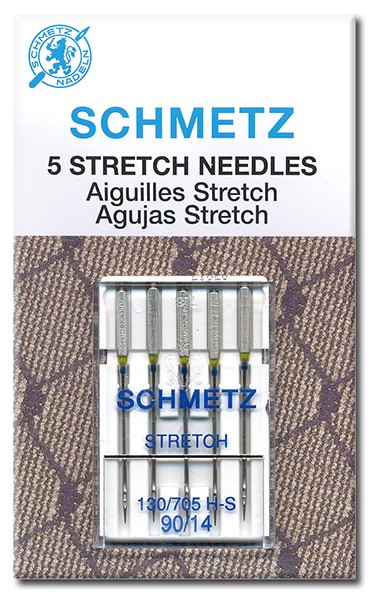 Agulhas Elásticos Schmetz 75