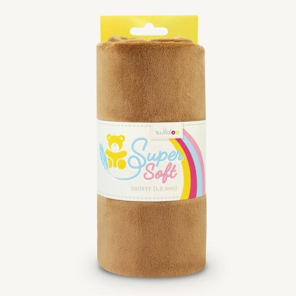 SuperSoft Shorty - Castanho